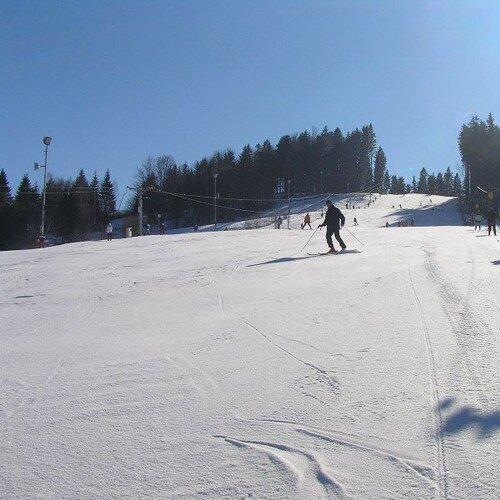 Skiareál U Sachovy Studánky