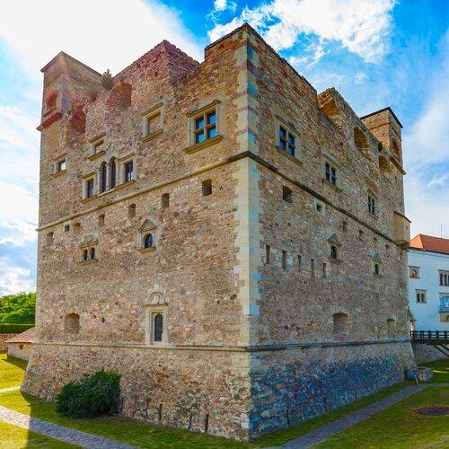 Rákócziho hrad, Sárospatak