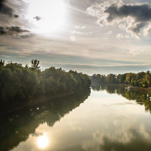 Plavba loďou po rieke Tisa a Bodrog