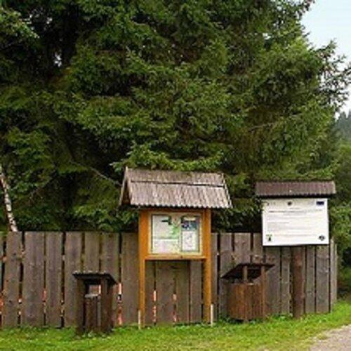 Lesnícky náučný chodník Oravská Lesná
