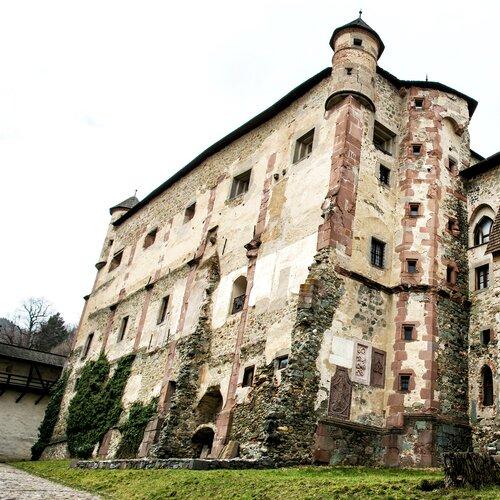 Starý zámok - Banská Štiavnica