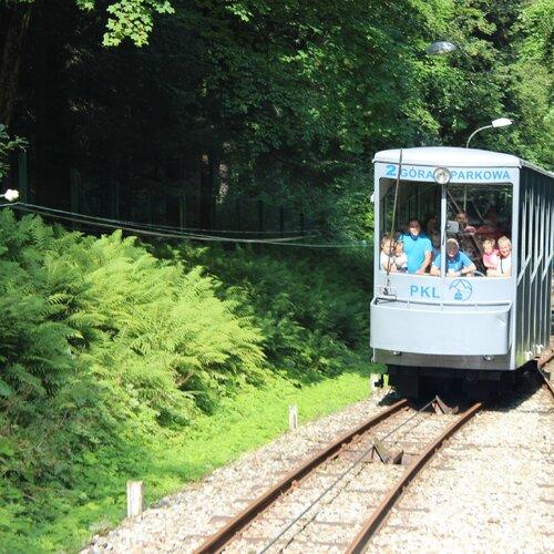 Železnička na Góra Parkowa