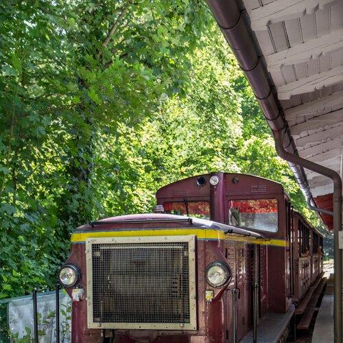Lesná železnička – Gyöngyös, Mátravasút