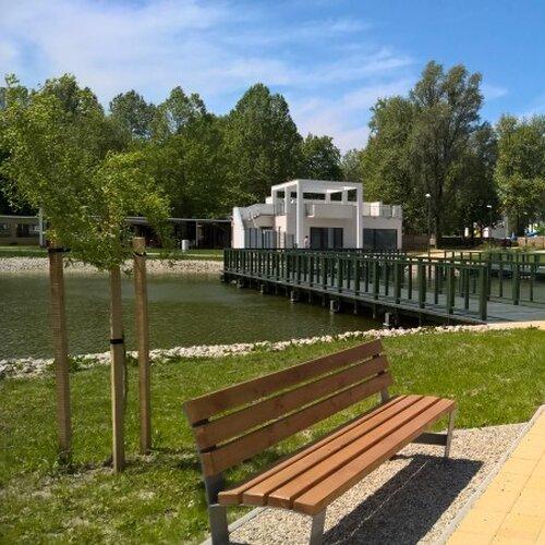 Termálne jazero a Ekopark Zalakaros