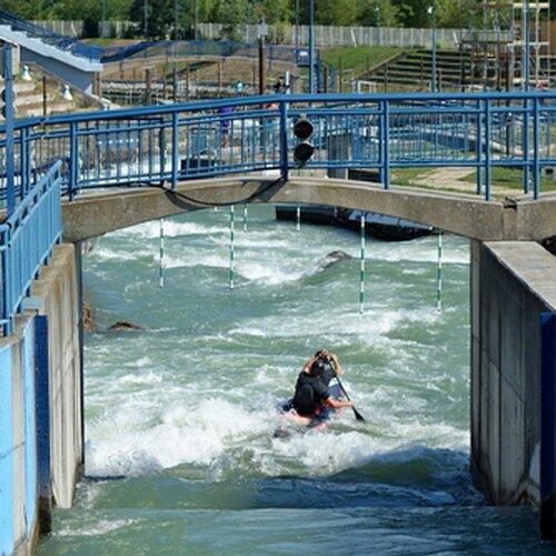Areál vodných športov Bratislava – Čunovo