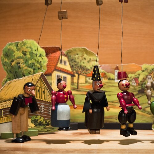Bábkové divadlo v Košiciach