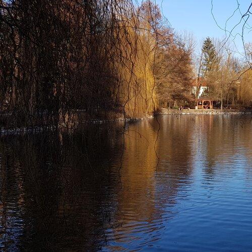 Mestský park Lučenec