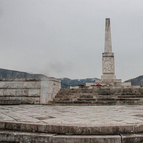Pamätník francúzskym partizánom