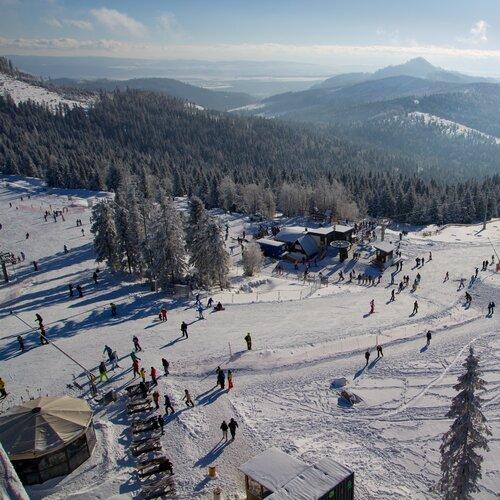 BACHLEDKA Ski and Sun