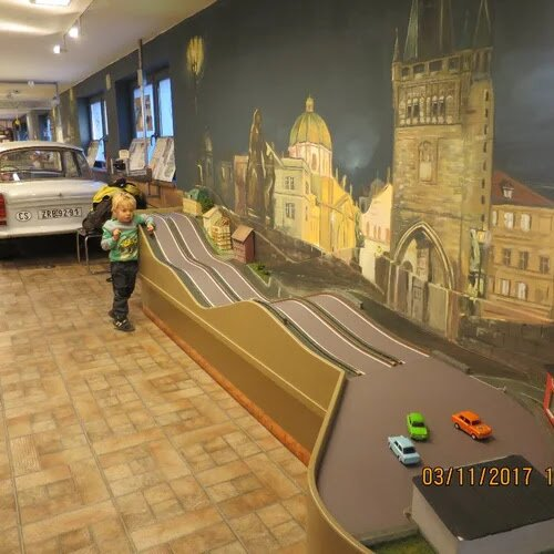 Múzeum Trabantov