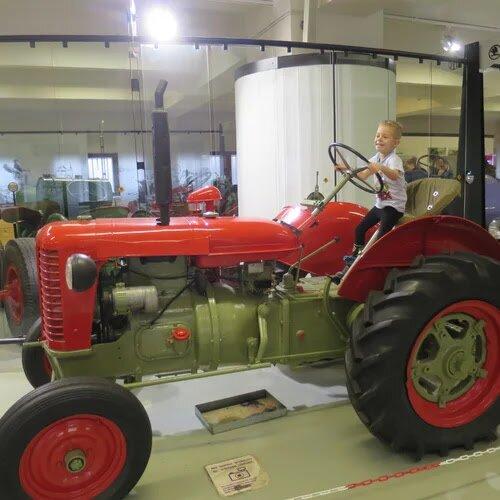Národné poľnohospodárske múzeum