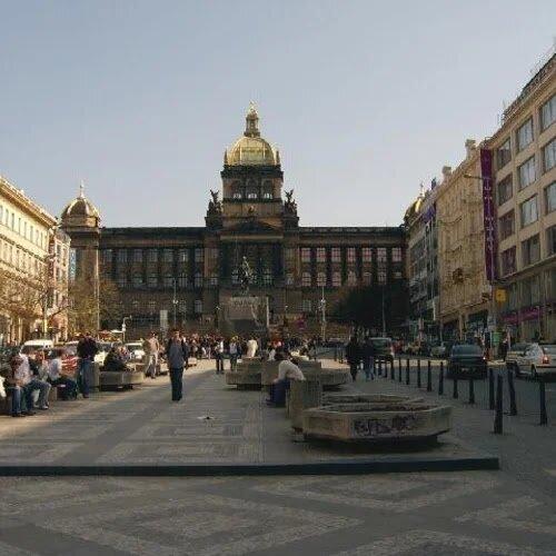 Václavské námestie