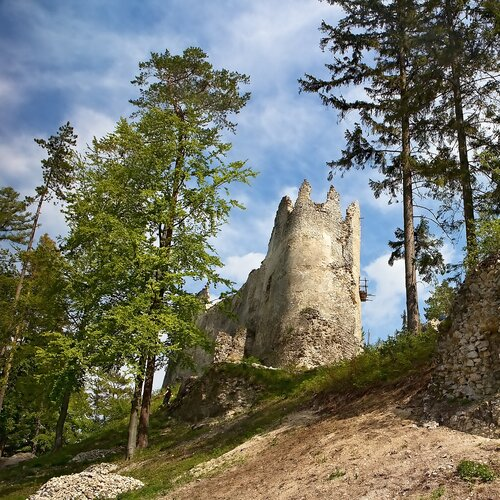 Blatnický hrad