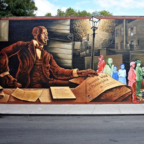 Open mural gallery