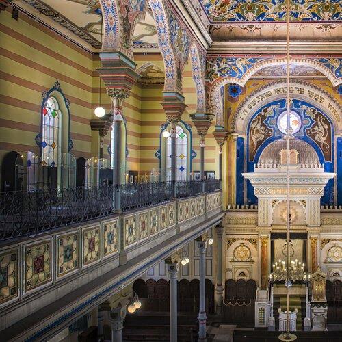 Židovská ortodoxná synagóga