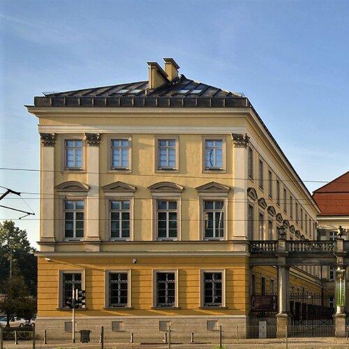 Kráľovský palác vo Vroclave