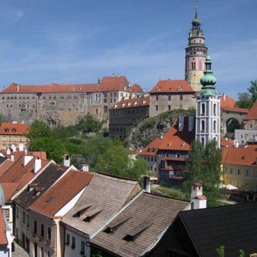 Zámok Český Krumlov