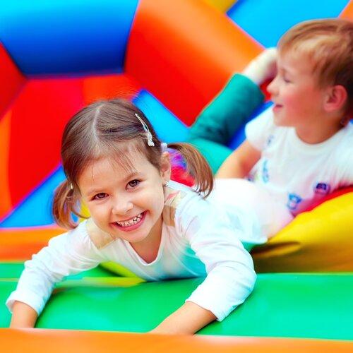 Detský zážitkový areál Dúhový park