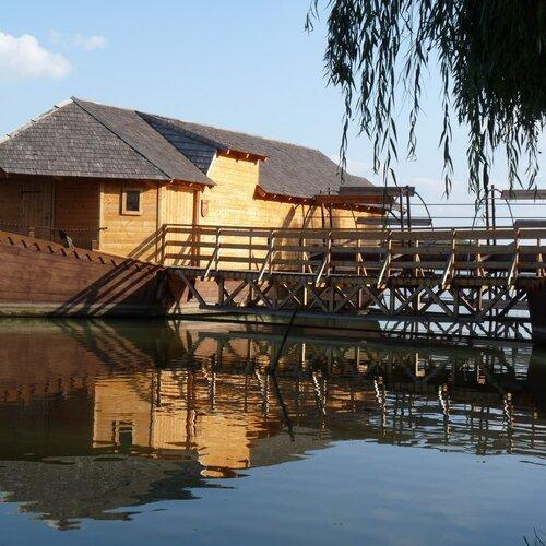 Starý mlyn na lodi