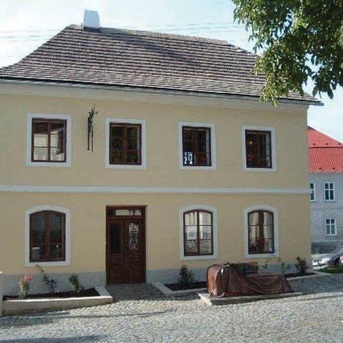 Rodný dom Sigmunda Freuda v Příboře