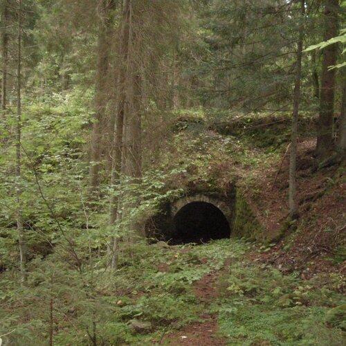 Akvadukt na Schwarzenberskom kanále