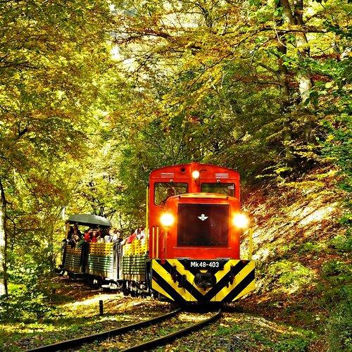 Lesná železnička - Szilvásvárad