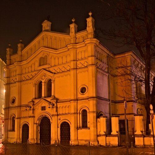 Židovská štvrť Kazimierz