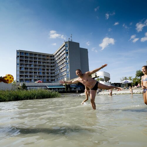 Pláže Keszthely
