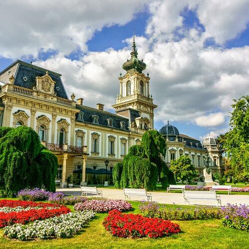 Kaštieľ Helikon, Keszthely