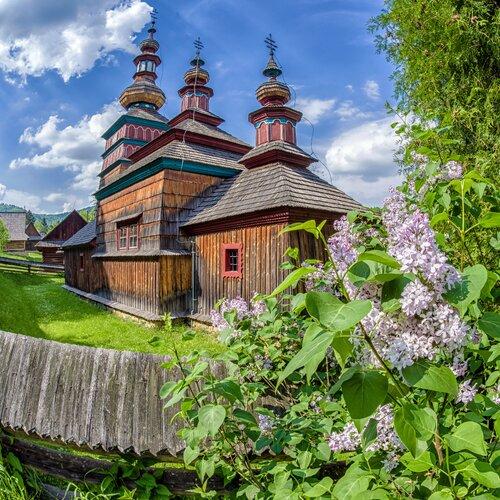 Múzeum ľudovej architektúry v Bardejovských Kúpeľoch