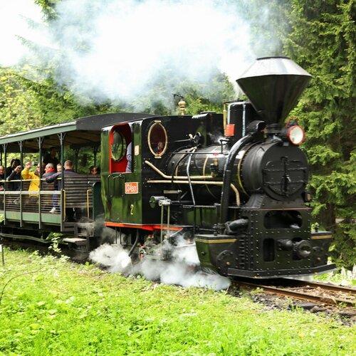 Úvraťová železnička