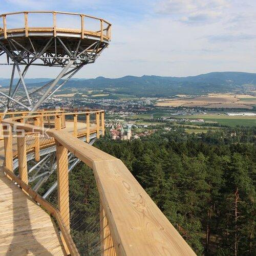 Vyhliadková veža v Bojniciach