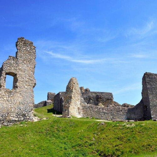 Zrúcanina hradu Branč