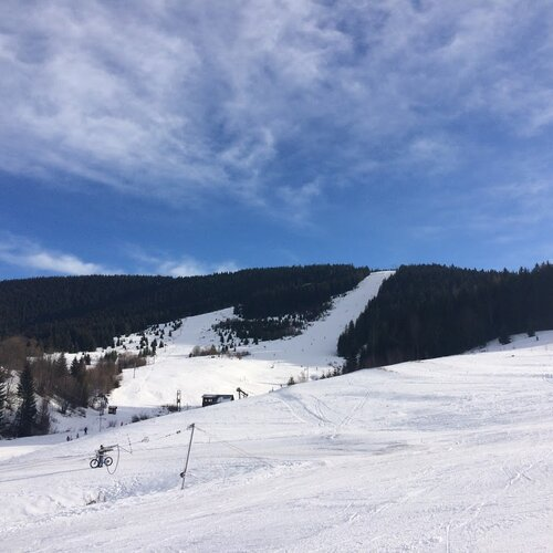 Ski centrum TELGÁRT