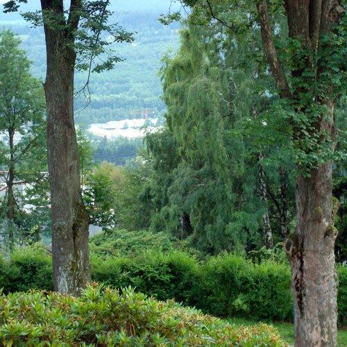 Prírodný balneopark Priessnitzovy lázně