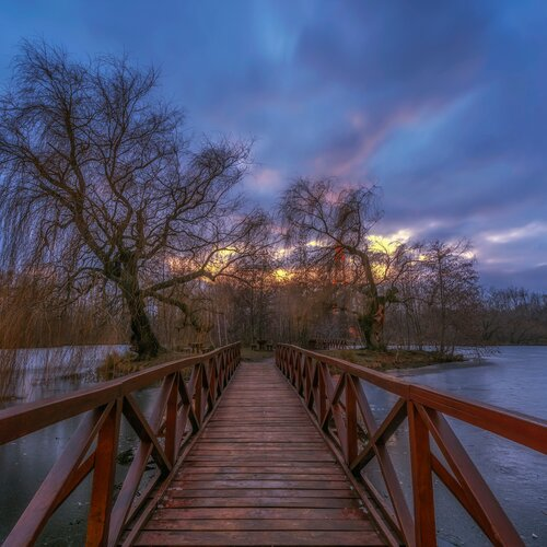 Jazero Sástó a rozhľadňa