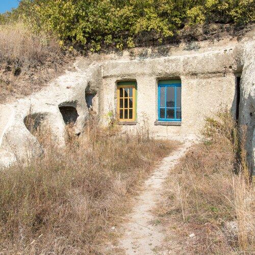 Jaskynné byty, Noszvaj