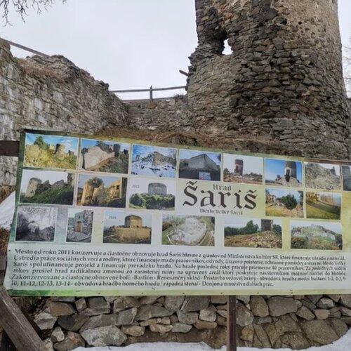 Prešovská hradná cesta