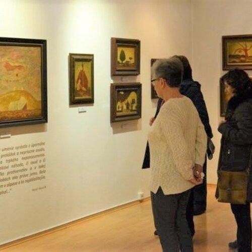 Galéria M. A. Bazovského v Trenčíne