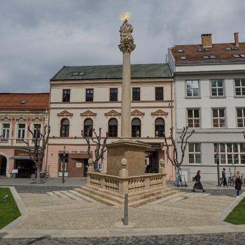 Morový stĺp v Trenčíne