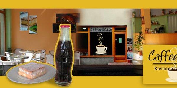 0,99 eur za veľkú krémešku s chladeným nápojom s 51 % zľavou.