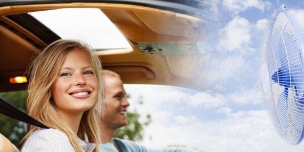 6,99 Eur za DEZINFEKCIU auta OZÓNMAKEROM so zľavou 65%!