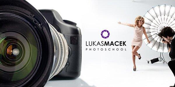 4 hodinový individuálny kurz fotografie