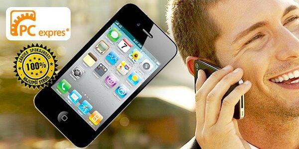 Servis iPhone na počkanie