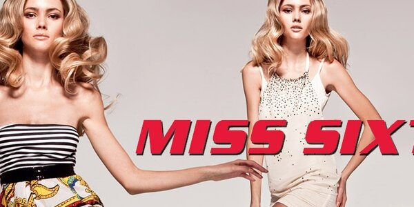 Dámské oblečenie Miss Sixty