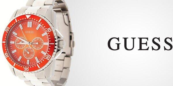 Dámske a pánske hodinky Guess