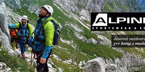 Alpine Pro - oblečenie slovenských olympionikov