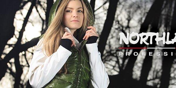Dámske bundy Northland Professional - testované v extrémnych podmienkach