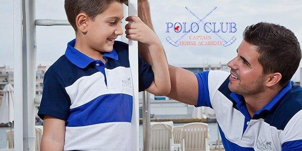 Pánska golfová móda Polo Club