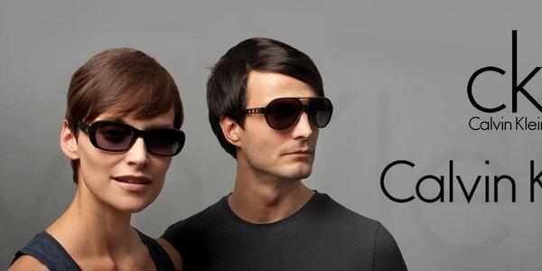 Dámske a pánske slnečné okuliare Calvin Klein